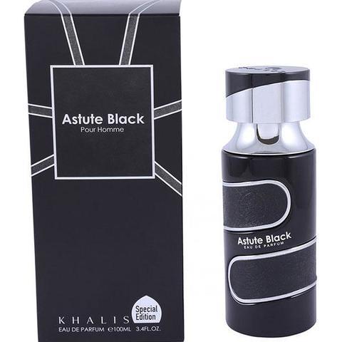 ASTUTE BLACK POUR HOMME / Проницательный Чёрный 100мл