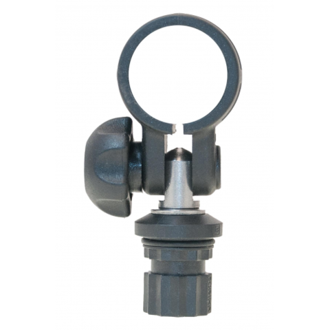 Уключина-хомут Rl035 для весла Ø 35 мм, черная