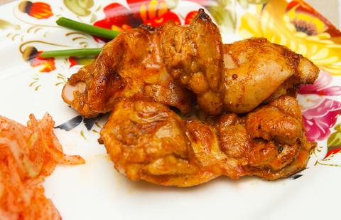Шашлык курица
