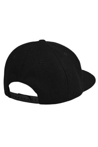 Теплая кепка черная фото 1