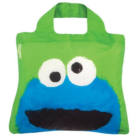 Экосумка Envirosax Sesame Street Cookie Monster