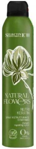 Регенерирующий спрей мгновенного действия Nutri Keratin, Selective Natural Flowers,150 мл.