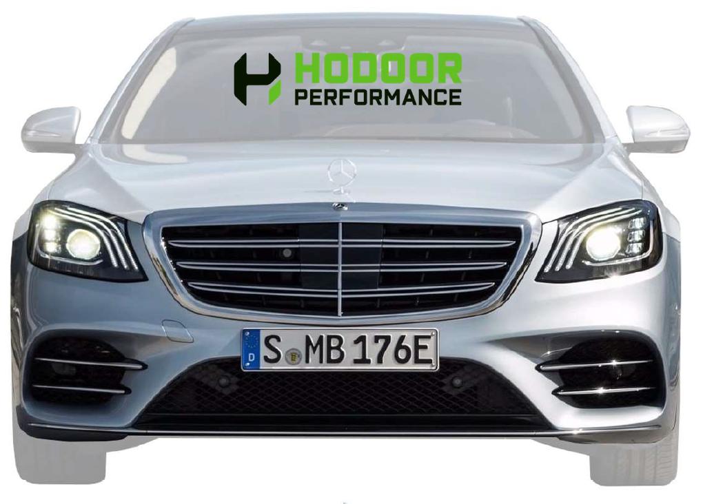 Рестайлинг комплект Mercedes-Benz W222 AMG-line