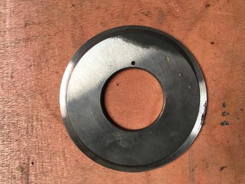 Нож круглый (глубокопроникающий для брони) для станка MS-80