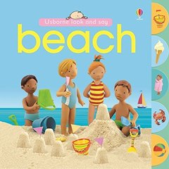 Beach (board book)