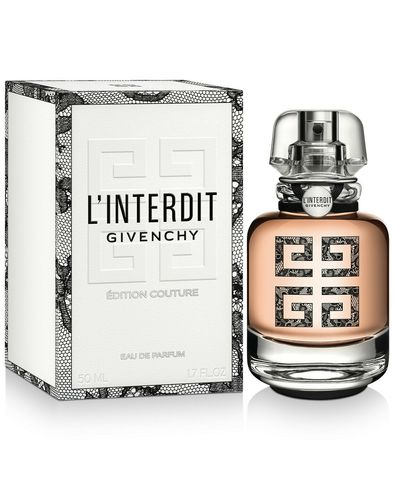GIVENCHY L'INTERDIT EDITION COUTURE, Edp, 80 ml