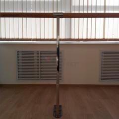 Станок хореографический П3-1 однорядный напольный