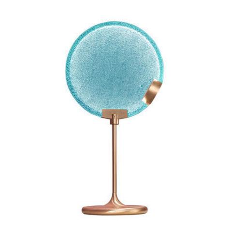 Настольный светильник Horo by Masiero (голубой)
