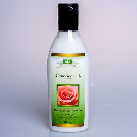 Очищающее молочко для лица Роза/Лаванда