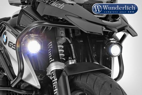 Комплект дополнительного света ATON BMW R1200GS LC черный