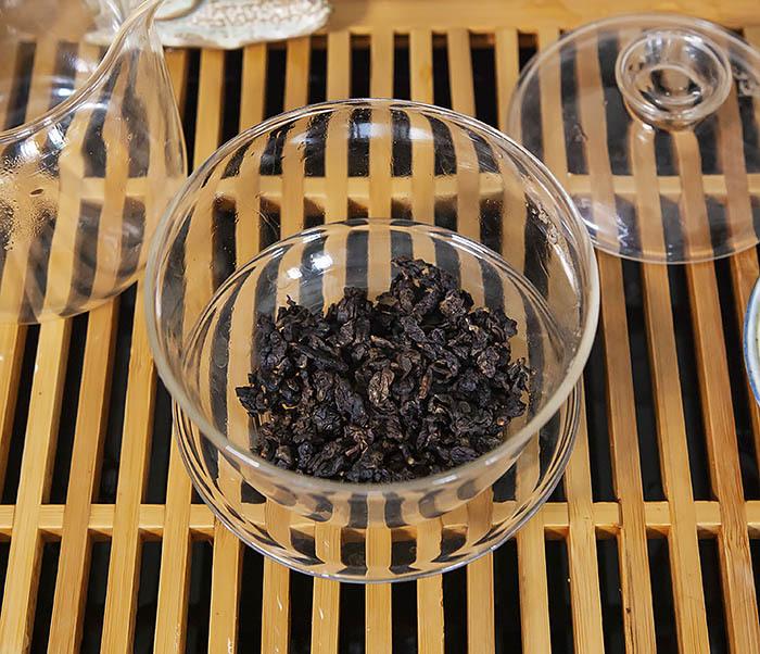 TEA-CH114 Чай улун «ГАБА Алишань медовая» (50 гр) фото 05