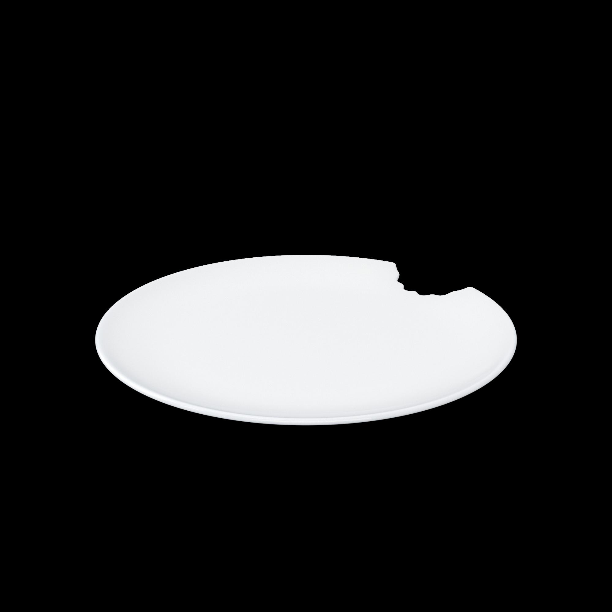 Набор десертных тарелок TASSEN  со следом укуса 20 см