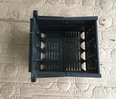 Кронштейн крепления электронных блоков в кабине МАН/MAN  Корзина электронных блоков/держатель приборов MAN/МАН  OEM MAN - 81254416203