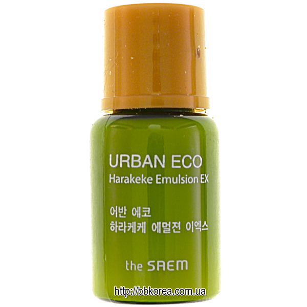 Эмульсия/ Ессенция Эмульсия the SAEM СМ Harakeke пит. с экстр. новоз. льна пробник (5ml Sample) Urban Eco Harakeke Emulsion EX 5мл probnik-the-saem-urban-eco-harakeke-emulsion-ex.jpg