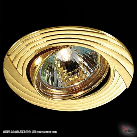 03075-9.0-001AK MR16 GD светильник точ.