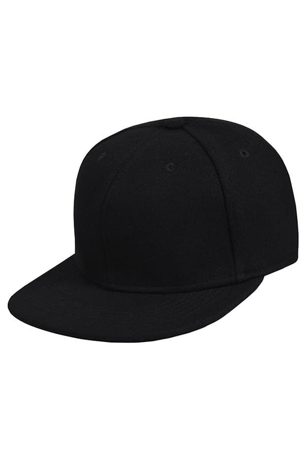Теплая бейсболка черная фото 2