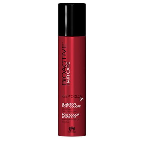 Farmagan Bioactive Keep Color: Шампунь для окрашенных волос (Color Post Shampoo), 250мл