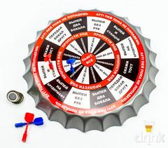 Игра «Алкогольный Дартс с заданиями», фото 3