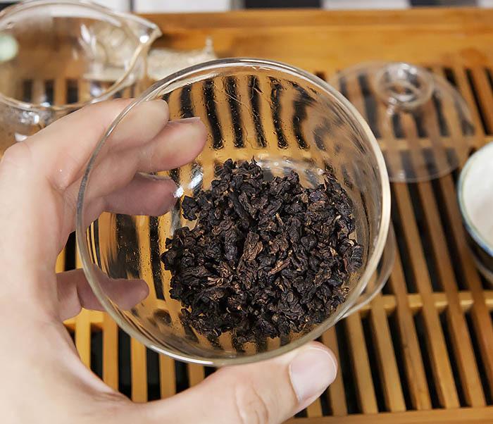 TEA-CH114 Чай улун «ГАБА Алишань медовая» (50 гр) фото 06