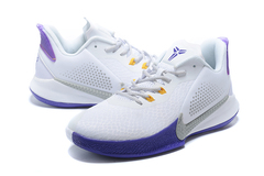 Nike Mamba Fury 'Lakers'