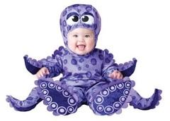 InCharacter Costumes Baby - Octopus