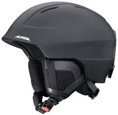 Шлем горнолыжный Alpina CHUTE black matt