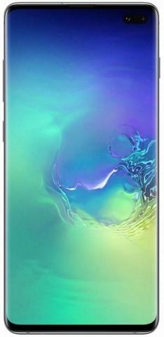 Смартфон Samsung Galaxy S10+ 12/1024GB (Аквамарин) EAC