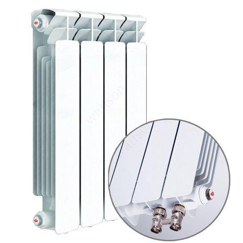 Радиатор биметаллический B500 Ventil BVR 04 секции