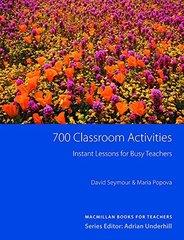700 Classroom Activities NEd