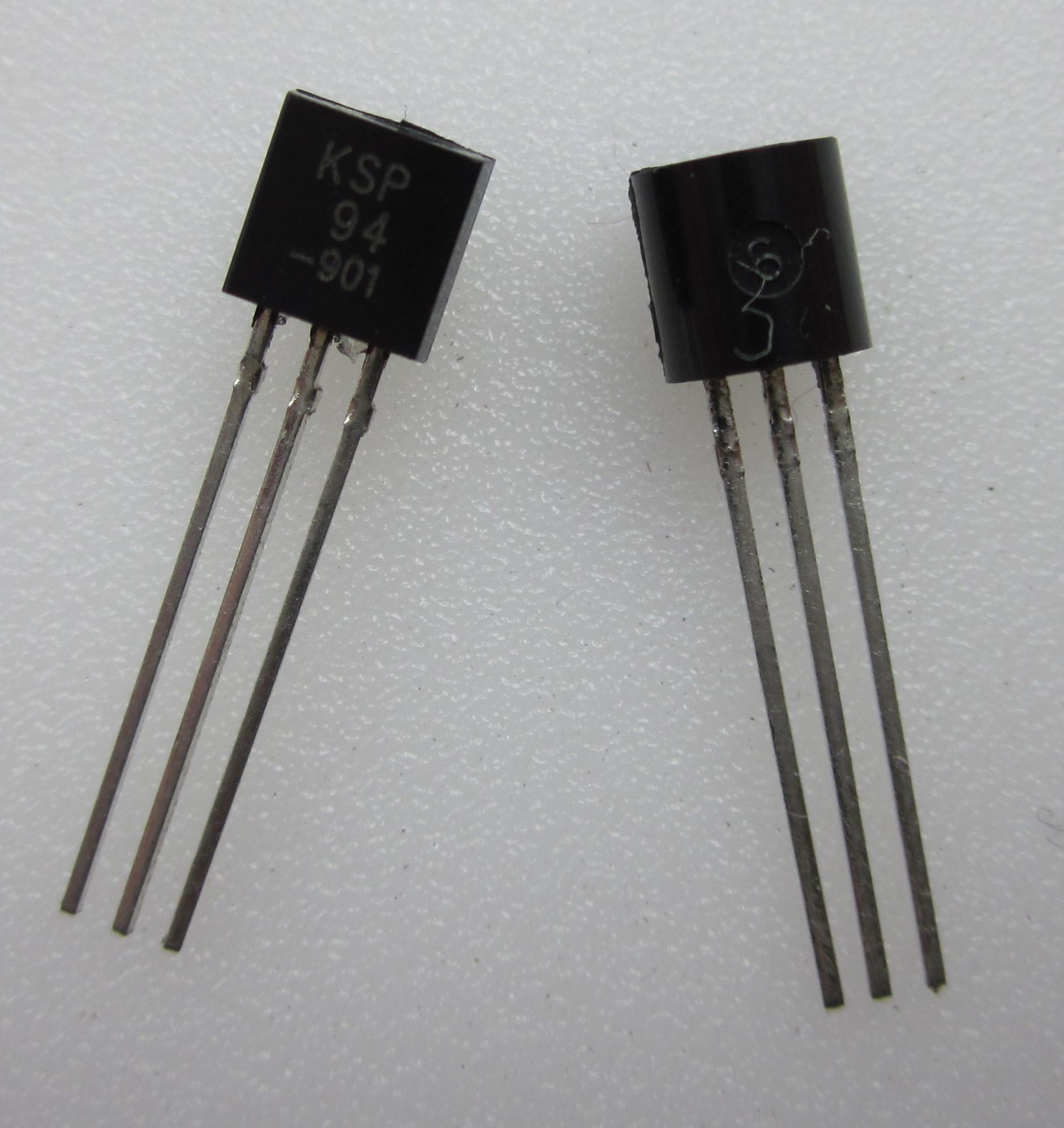 MPSA94 (KSP94) TO92