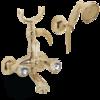 Смеситель для ванны Korona Swarovski ML.KRN-4703