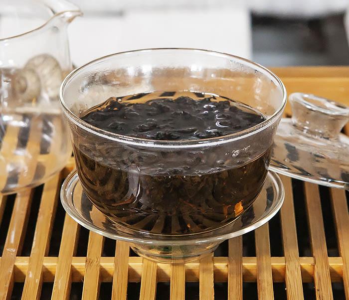TEA-CH114 Чай улун «ГАБА Алишань медовая» (50 гр) фото 08