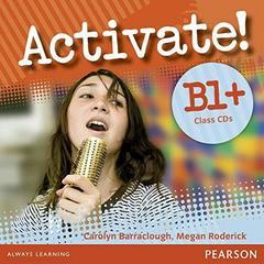 Activate! B1+ Class CD x2 !!