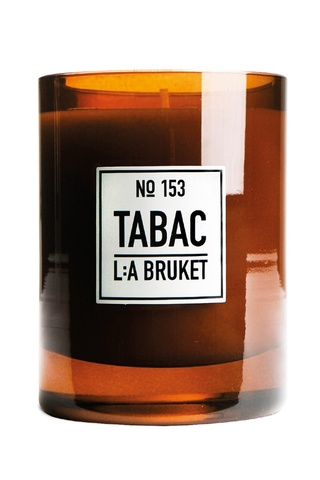 L:A BRUKET 153 Tabac Scented Candle свеча 50 g