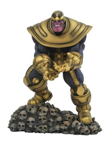 Фигурка Танос — Marvel Gallery PVC Diorama Thanos