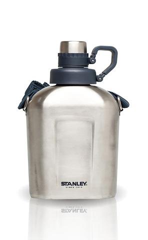 Фляга Stanley Adventure (1 литр), стальная