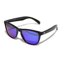 Очки солнцезащитные 2K FB6-12026  (чёрный глянец / синие revo)