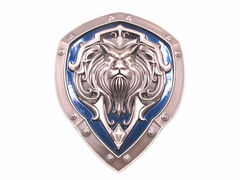 World of Warcraft Alliance Shield Metal