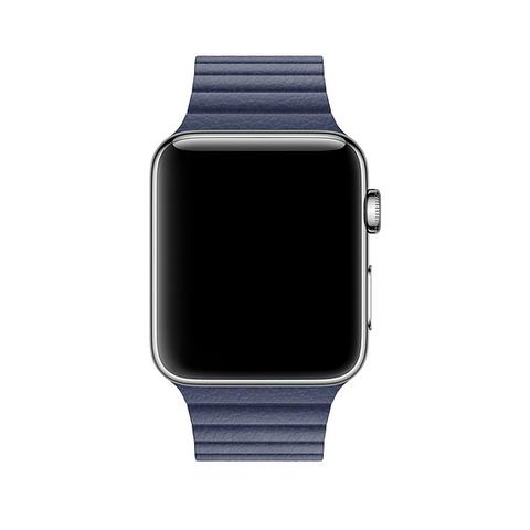 Ремешок Apple Watch 42 mm - Кожаный (PU)