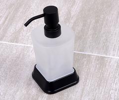 Дозатор для жидкого мыла WasserKRAFT Amper K-5499BLACK