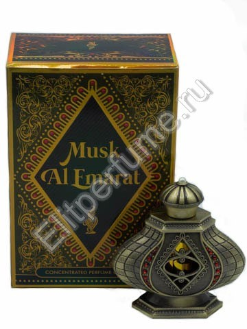 Musk al Emarat / Муск аль Эмарат 12 мл арабские масляные духи от Халис Khalis Perfumes