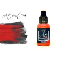 Pacific.Красный средний (red medium) ART