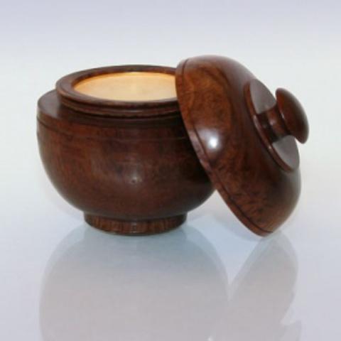 Сухие духи в деревянной шкатулке Афродезия 6 г