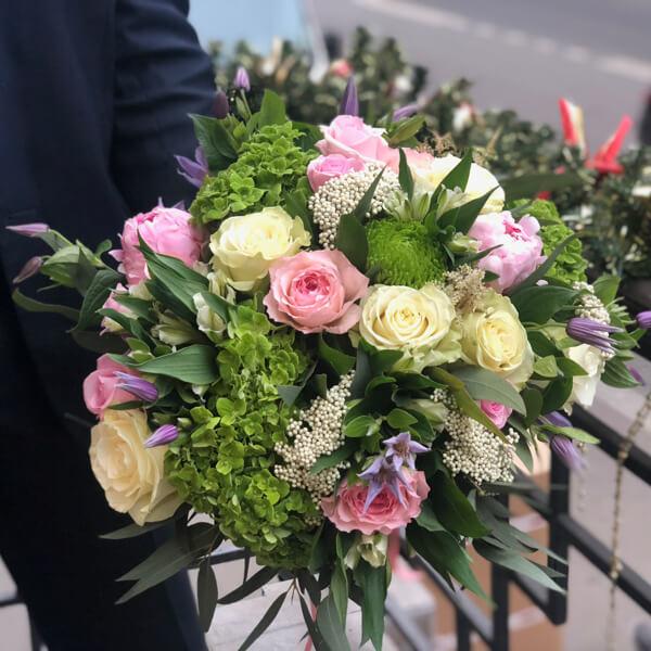 Букет цветов 401