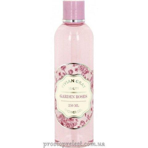 Vivian Gray Beauty Garden Roses Shower Gel - Гель для душа