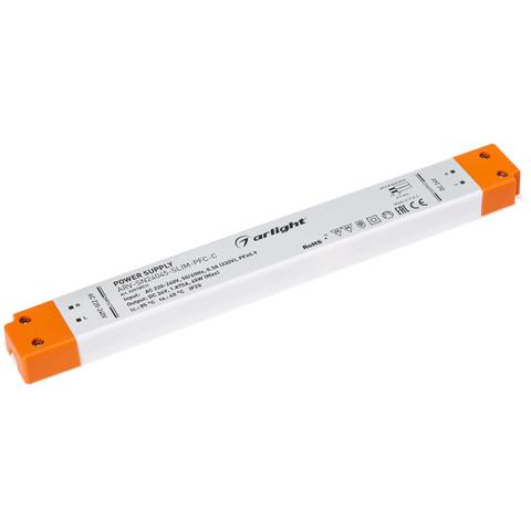 Блок питания ARV-SN24045-SLIM-PFC-C (24V, 1.87A, 45W) (ARL, IP20 Пластик, 3 года)