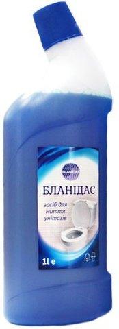 Средство для чистки унитаза Бланидас 1 л