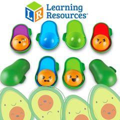 Игрушка Learning Resources Эмоции с авокадо