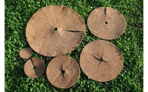 Круг приствольный Мульчаграм d-60 см набор 5 шт