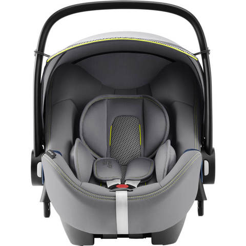 Автокресло Britax Roemer Baby-Safe2 i-Size Cool Flow Silver